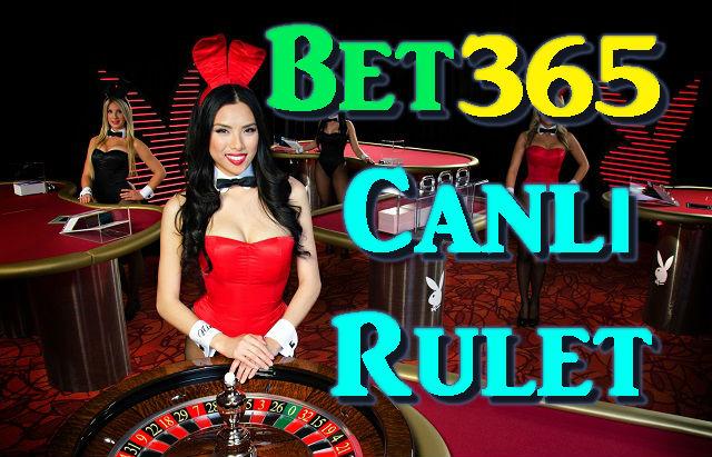 Bet365 Canlı Rulet